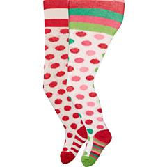 Jefferies Socks - Dot Tights 2 Pack