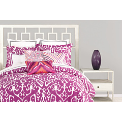 Trina Turk - Ikat Duvet Set - King