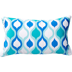 Trina Turk - Horizon Stripe Ogee Pillow