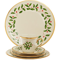 Lenox - Holiday 5 Piece Place Setting