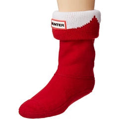 Hunter Kids - Moustache Boot Sock