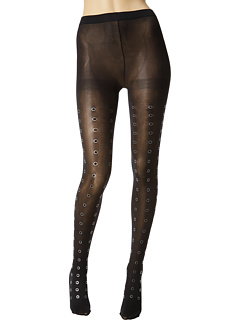 Anna Sui - All Over Foil Grommet Tight