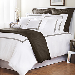Roxbury Park - Quilted Coverlet - Queen