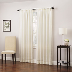 Roxbury Park - Baratto Linen 84 Window Panel