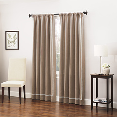 Roxbury Park - Baratto Linen 96 Window Panel