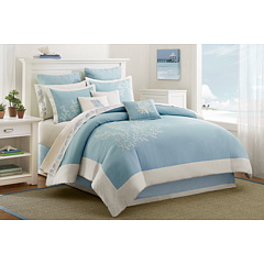 Harbor House - Coastline Comforter Set - Full