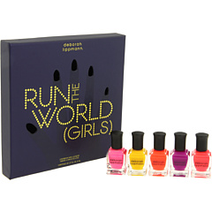 Deborah Lippmann - Run the World 5 Polish Gift Set