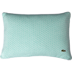Lacoste - Jersey Knit Basket Weave Pillow