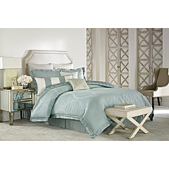 Vince Camuto - Bal Harbour 4-Piece Comforter Set - Full
