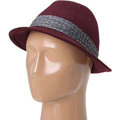 Hat Attack - Wool Felt Short Brim Fedora