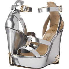 Versace Collection - Metallic Wedge Sandal