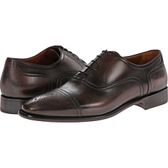 a. testoni - Fondente Perforated Oxford