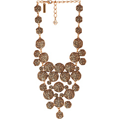 Oscar de la Renta - Swirl Necklace