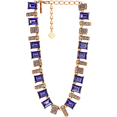 Oscar de la Renta - Crystal Baguette Necklace