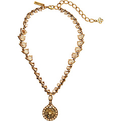 Oscar de la Renta - Jeweled Pendant Necklace
