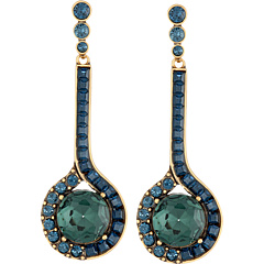 Oscar de la Renta - Jeweled Drop Earring