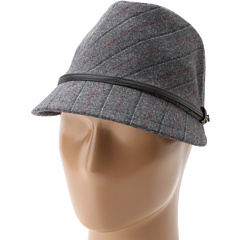 San Diego Hat Company - ECO1066 Up-Cycled Belted Fedora Cap