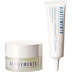BIOELEMENTS - 24-Hour Anti-Aging Power Duo - Combination to Oily
