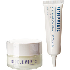 BIOELEMENTS - 24-Hour Anti-Aging Power Duo - Dry to Combination