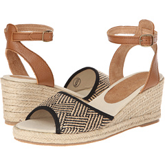 Soludos - Wedge Sandal Specialty Fabrics