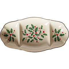 Lenox - Holiday Sectioned Platter
