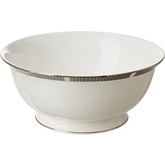 Lenox - Silver Sophisticate Serving Bowl